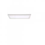 Blink 24W Rectangle LED Flush Mount, 3000K, 950 Lumens