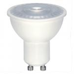 6.5W LED MR16 Bulb, Dimmable, GU10 Base, 3000K