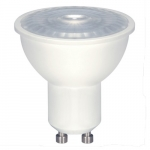 6.5W LED MR16 Bulb, Dimmable, GU10 Base, 5000K