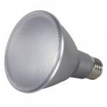 13W Long Neck LED PAR30 bulb, Dimmable, 60 Degree Beam, 3500K