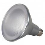 15W LED PAR38 Bulb, 3000K, 60 Degree Beam, 2 Pack
