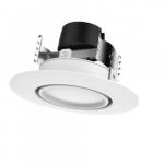 9W Dimmable LED Downlight Retrofit, 3000K, 600 Lumens, 40 degree