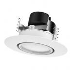 9W Dimmable LED Downlight Retrofit, 4000K, 630 Lumens, 90 degree