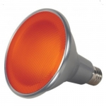 15W LED PAR38 Bulb, Amber