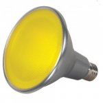 15W LED PAR38 Bulb, Yellow
