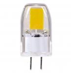 3W JC LED Light Bulb, G6.35, 3000K