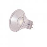 1.6W LED MR11 Bulb w/ GU4 Base, 5000K, 40 Degree