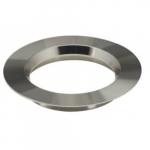 6 Inch Round Freedom Trim for 5-6 Inch Light, Polished Nickel