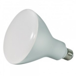 16.5W LED BR40 Bulb, Dimmable, 4000K