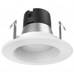 7.5W LED Recessed Retrofit Downlight w/Bi-pin Adapter, 3000K