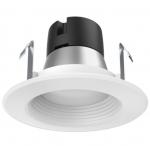 7.5W LED Recessed Retrofit Downlight w/Bi-pin Adapter, 3000K