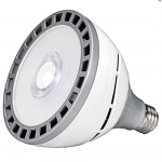 18W Hi-Pro LED PAR38 Bulb, 3000K, 1950 Lumens