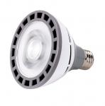 12W Hi-Pro LED PAR30 Bulb, Short Neck, 4000K, 1200 Lumens