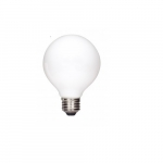 4.5W LED G25 Decorative Bulb, 2700K, Soft White