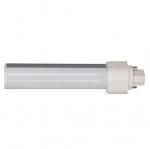 9W LED PL Bulb, 2-Pin Horizontal Ballasts, 4000K, 900 Lumens