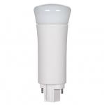 9W LED PL Bulb, 2-Pin Vertical Ballasts, 5000K, 900 Lumens