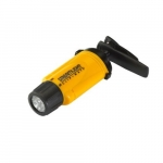 3.52-in Clipmate LED Clip Light, 27 lm, Yellow