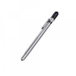 6.21-in LED Stylus Penlight w/ White LED, 11 lm, Silver
