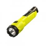 7-in Dualie LED Flashlight, Spot/Flood Beam, 245 lm, Yellow