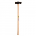Sledge Hammer w/ Hickory Handle, 12-lb Head