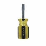 1.5-in Stubby Screwdriver, .25-in Slotted Tip