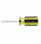100 Plus Standard 1/4-in X 4-in Flat Head Screwdriver