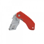 6.5-in Folding Pocket Safety Knife, Red