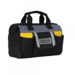 9.9-in X 5.1-in Technician Tool Bag w/ Handle, Black