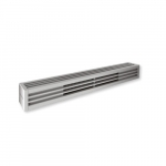 300W Aluminum Mini Baseboard Heaters, 100W/Ft, 240V, White