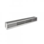 500W Aluminum Mini Baseboard Heaters, 100W/Ft, 208V, Soft White
