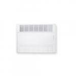 3000W Cabinet Heater, 240V Control, 3 Ph, 480V, 10238 BTU/H, White