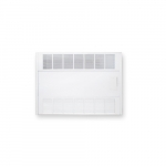 4000W Cabinet Heater w/ Built-in Thermostat, 3 Ph, 480V, White