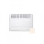 4000W Cabinet Heater, 24V Control, 208V, 13684 BTU/H, Soft White