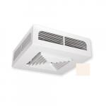 4000W Dragon Ceiling Fan Heater, 24V Control, 3 Ph, 480V, Soft White