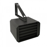 5000W Commercial Industrial Unit Heater, 17064 BTU/H, 277V, Charcoal