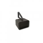 40000W Unit Heater w/ Disconnect Switch, 136508 BTU/H, 24V Control, 480V, Charcoal