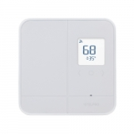 4000W Smart Programmable Thermostat, 16.7 Amps, 240V, White
