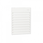 3000W Wall Fan Heater, Up to 400 Sq Ft, 10238 BTU/H, 480V, Soft White