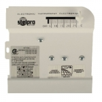 Built-in Thermostat, Single Pole, 120V-600V, Soft White
