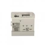 Built-in Thermostat, Double Pole, Tamper-Proof, 120V-600V, White