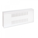2500W Commercial Baseboard Heater, Standard Density, 480V, Soft White