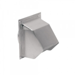 Fresh-Air Inlet for 24in Unit, Square Collar