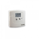Low Voltage Electronic Thermostat, 0-10V Output, White