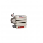 Thermal Protection w/ Manual Reset and Backup Contactor