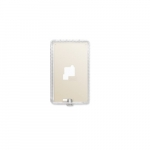 Thermostat Guard, Clear Plastic
