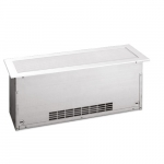 750W Floor Insert Convector, Low Density, 480V, White