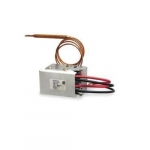 Built-In Double Pole Tamper-Proof Thermostat for Architectural BaseBoard