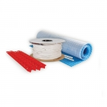 1615 SqFt Uncoupling Membrane for SCU Floor Heating Cables