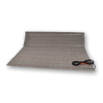 1200W SFM Standard Fabric Heating Mat 240V, 120 inches X 120 inches