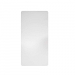 Wall Guard for SHDXL Xlerator Hand Dryer, Anti-Microbial, White, Set of 2
